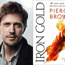 PIERCE BROWN with ANDY WEIR