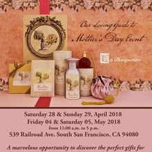 Loving Guide to Mother's Day Gift Ideas Atelier Event