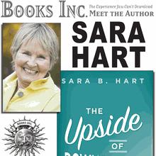 SARA B. HART, PhD at Books Inc. Mountain View