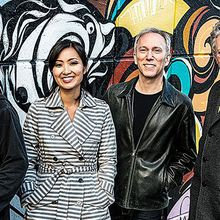Kronos Quartet with Youth Speaks and The Living Earth Show