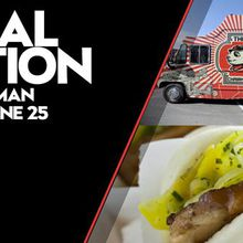 Local Motion Dinner with SF Food Truck The Chairman
