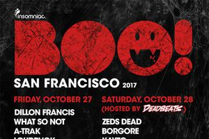 Insomniac presents Boo!