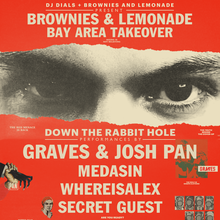 BROWNIES & LEMONADE: BAY AREA // GRAVES + JOSH PAN at 1015 FOLSOM