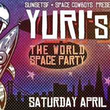 YURI's NIGHT: The World Space Party