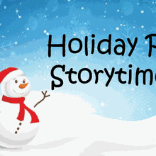 Holiday PJ Storytime at Books Inc. Campbell