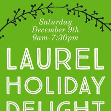 Laurel Holiday Shopper's Delight
