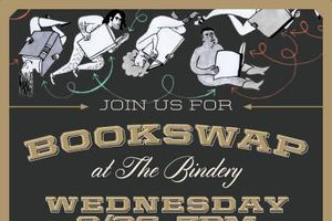 Bookswap at The Bindery: Ba...