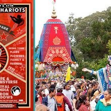 San Francisco's Festival of the Chariots