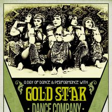 A Day of Dance & Performance w/ Gold Star Dance Company