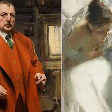 Anders Zorn, Sweden's Master Painter