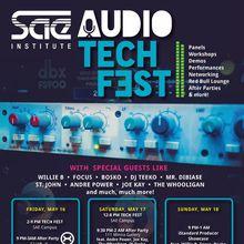The San Francisco Audio Tech Festival