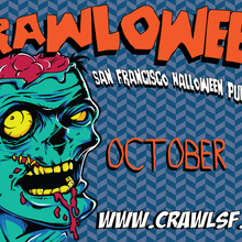 Crawloween: San Francisco Halloween Pub Crawl 2016