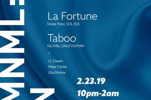 MNML:FUN w/ La Fortune and ...