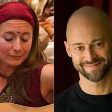 Kirtan with Christopher Love and Mirabai