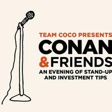 Team Coco Presents Conan & Friends