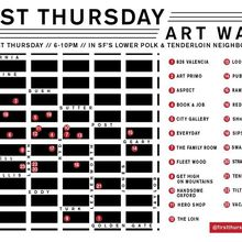 First Thursday Art Walk