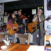 John Rybak + Lisa Graciano @ Off The Grid Stonestown