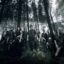 Eluveitie, Korpiklaani, Gone In April