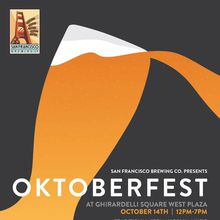 San Francisco Brewing Co. presents Oktoberfest at Ghirardelli Square
