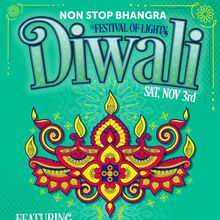 Non Stop Bhangra Diwali Celebration