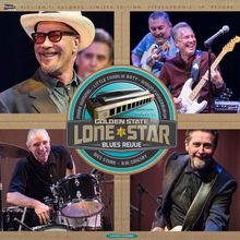 Golden State / Lone Star Revue: feat Mark Hummel