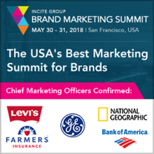 Incite Group Brand Marketing Summit 2018, San Francisco, US