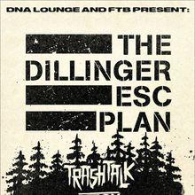 THE DILLINGER ESCAPE PLAN Live @ DNA Lounge