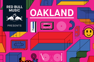 Red Bull Music presents Oak...