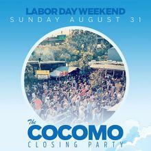 Cocomo Closing Party