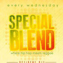 Special Blend......Where Hip Hop Meets Reggae!
