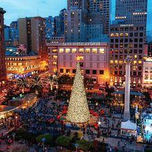 Tree Lighting at Union Square