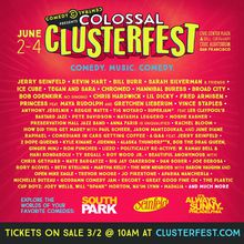 Comedy Central Presents Colossal Clusterfest