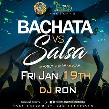 Bachata vs Salsa