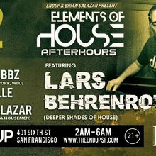 Elements of House Saturday Night Afterhours feat. Lars Behrenroth