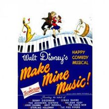 FILM OF THE MONTH: Make Mine Music
