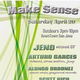 MakeSense Outdoors with DJ Jeno (wicked) & arturo garces