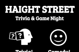 Haight Street Trivia, Comed...