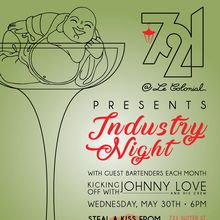 721 Lounge @ Le Colonial Presents Industry Night