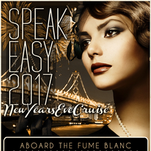 Speakeasy New Year's Eve Cruise 2017