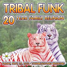 Tribal Funk : 20 Year Family Reunion with Donald Glaude & Stacey Pullen