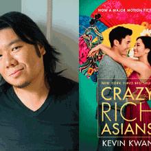 KEVIN KWAN at Books Inc. Palo Alto