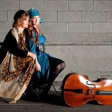 Presidio Live - Music - TwoSense: Ashley Bathgate cello, Lisa Moore piano