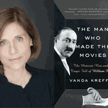 VANDA KREFFT at Books Inc. Berkeley