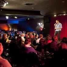 HellaFunny Comedy Night at SF's Biggest Comedy Club
