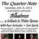 ALBATROSS, A tribute to Peter Green