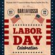 Free Labor Day Celebration at Barbarossa Lounge.  DJs, Dancing, & Craft Cocktails.