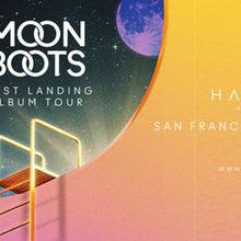 Moon Boots - First Landing Album Tour