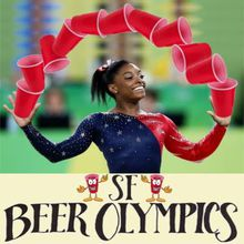 SF Beer/Wine Olympics + 90's Party! Fridays!