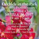 Orchids in the Park 2017