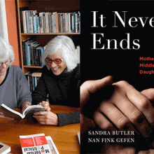 Book Launch with SANDRA BUTLER & NAN FINK GEFEN in Berkeley
